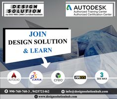 Design Solution Hub Indore Best Autocad, Revit, Catia, Max Training Institute Center in Indore