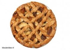 Photo about A full apple pie isolated over white. Image of apple, fruit, healthy - 1568161 Pain, Apple Pie, Waffles, Restaurant, Fruit, Healthy, Breakfast, Desserts, Food