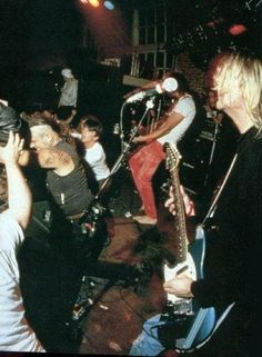 Nirvana - Fotos raras [Parte II] - Taringa!
