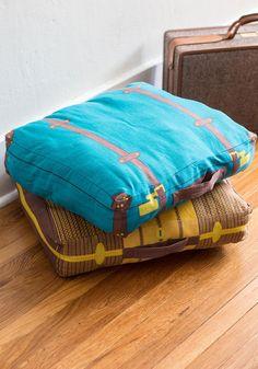 Take a Trip to Dreamland Dog Bed