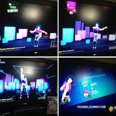 Loving the songs on the new #JustDance2014 #JDDreamTeam2014
