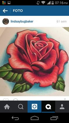 All done with this colored pencil rose! Rose Drawing Tattoo, Tattoo Sketches, Tattoo Drawings, Flower Sketch Pencil, Flower Sketches, Rose Tattoos, Flower Tattoos, Body Art Tattoos, Graffiti Tattoo