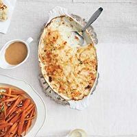 Scalloped Potatoes by Real Simple