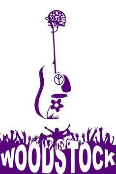 1969 Summer of Love Woodstock Hippies, Woodstock Music, Woodstock Festival, 1969 Woodstock, Woodstock Poster, Hippie Style, Hippie Love, Hippie Things, Hippie Gypsy