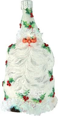 Belvedere Elf, Striding (Holly), Patricia Breen Designs (Green, Holly, Pearl/white, Red)