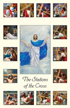 Easter Season.... Stations of the Cross