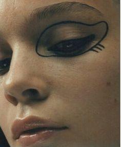 Benjamin Puckey #eyeliner