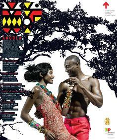 Edição sobre a Angola.