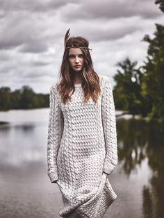 красивая вязание: Фото