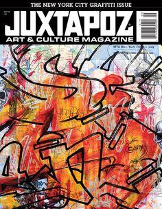 Juxtapoz Magazine - SEEN @ Opera Gallery, London