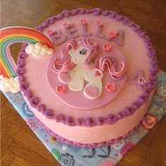 My Little Pony Birthday Cake ⋆ Cakes for birthday & wedding