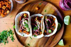 New recipe, Sweet Potato Taco