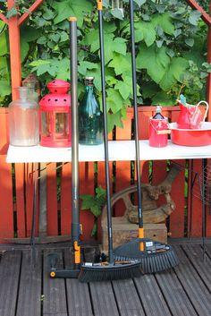 My new Fiskars garden tools, love these!