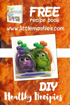 DIY squeeze pouches and be prepared and organized with healthy kids snacks for the whole week. Little Mashies from Amazon or https://www.amazon.com/Little-Mashies/pages/12665873011  #healthy #babyfood #school #smoothie  FREE ebook from littlemashies.com/free