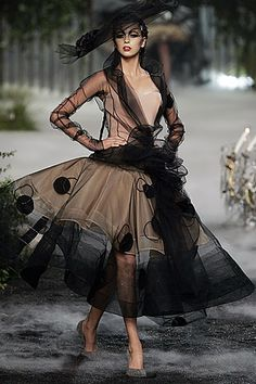 Dior Couture Autumn/Winter 2005-6 by John Galliano