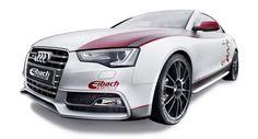 Eibach Mods the Audi S5 Coupe - Carscoop