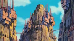 Castle in the Sky - Minus