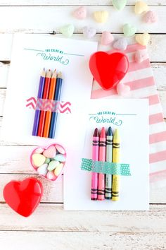 12 Candy Free Valentine Ideas | Healthy Ideas for Kids