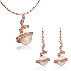 jewelry set in rose gold에 대한 이미지 검색결과