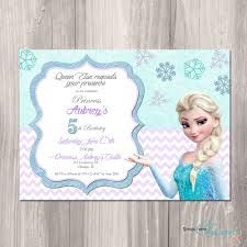 Frozen Party Free Printable Invitations Invitations Pinterest