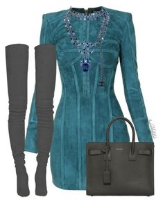 The Best Luxury designers at Luxury & Vintage Madrid,Clothing, Accessories , you can buy online right now Classy Outfits, Stylish Outfits, Beautiful Outfits, Look Fashion, Winter Fashion, Womens Fashion, Mode Style, Polyvore Outfits, Fashion Dresses