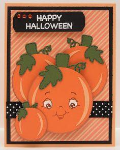 Simply Charmed - pumpkin