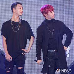 Yongguk & Daehyun