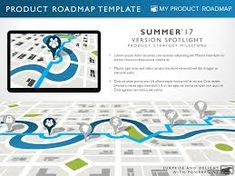 Three Phase Technology Strategy Timeline Roadmapping Presentation