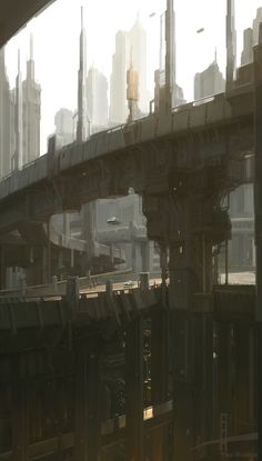 the elevated road by jungmin - Minseub Jung - CGHUB via PinCG.com