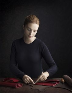 Louis Vuitton Photography: Desiree Dolron