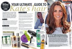 13 How to get Kate Middleton's hair plus win a Kate 'do'