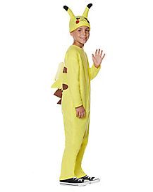 Kids Pikachu One Piece Costume Deluxe - Pokemon