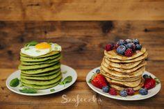 Pyszne, zdrowe i banalnie proste jaglane pancakes – na słodko i słono! (w 15 min!)