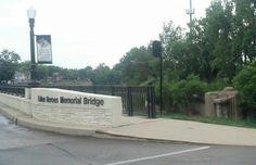 Fallen Heroes Memorial Bridge Muncie, IN