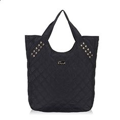 Hynes Eagle Quilted Tote Handbag (Black) Hynes Eagle Quilted Handbag Black is ranked high among the best products in Luggage category in Canada. Click below to see its Availability and Price in YOUR country.