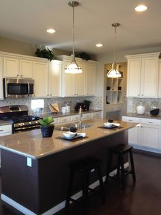 White Kitchens Kitchens And Other On Pinterest