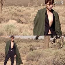 awesome Lee min ho for ELLE korea magazine 2015…!!!