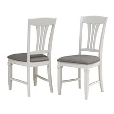 New England Light Grey Dining Chair including free delivery Painted Dining Chairs, Gray Dining Chairs, Dining Room Furniture, New England, Free Delivery, Pine, Kitchen, Boston, Future
