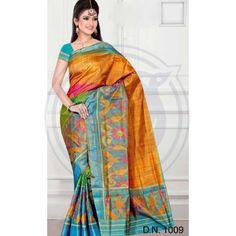 Silk Sarees, Online Shopping Wedding Sarees, Kanchipuram Silk Sarees, Buy Silk Sarees in Tamilnadu, India Traditional Silk Saree, Saree Wedding, Silk Sarees, Sari, India, Collection, Fashion, Fabrics, Saree