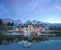 """When you hear """"all-inclusive,"""" are you immediately skeptical? These resorts not only offer unique vacations, but they definitely live up to the money spent. All Inclusive Honeymoon, All Inclusive Resorts, Holiday Destinations, Travel Destinations, Honeymoon In New Zealand, Oh The Places You'll Go, Places To Visit, Unique Vacations, Luxury Escapes"""