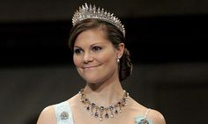 Crown Princess of Sweden.