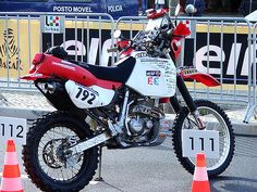 https://flic.kr/p/8dLVU | Dakar 2006 HONDA XR | Since i'm not home and riding, i was online and checking the status of Robby Gordon as our buddy Scott G. is working for him and actually at the Dakar! But while i was going over the entry list, i noticed a few Honda XR400's on the list!!! For the DAKAR Rally this year, these eight guys are equippied with Honda XR400's!!! #192 HATTORI (JAP) HONDAXR400 (pictured). #018GUYOMARC'H(FRA) HONDA XR400 #105DELABY (BEL) HONDA XR400 #170 BONJEAN (...