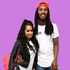 Waka Flocka And Tammy Rivera Renewed Their Vows In Mexico! Waka Flocka And Tammy, Tammy And Waka, Tammy Rivera, Hip Hop Atlanta, Love N Hip Hop, Slim Thick, Black Love, Vows, Relationship Goals