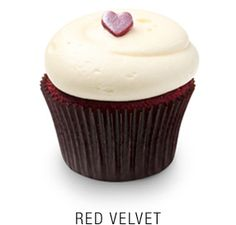 Georgetown Cupcake's Red Velvet Cupcake Recipe #DCCupcakes
