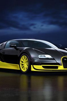 Visit The MACHINE Shop Café... ❤ Best of Bugatti @ MACHINE ❤ (Bugatti ƎB Veyron Super Sport)