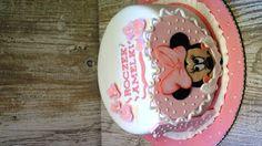 Torty ciasta i ciasteczka Joli: Myszka Minnie Amelki