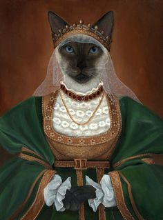 "Siamese Princess"" par Carol Lew   G(=^..^=) #3   Pinterest ..."
