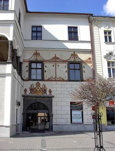 Beniczky House, owned by the Hungarian noble Beniczky family Late Middle Ages, Heart Of Europe, Fortification, Our Country, Hungary, Buildings, Old Things, Mansions, Architecture