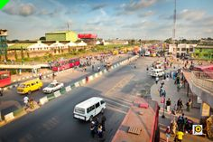 Oshodi Market In Lagos Shutdown Over Insecurity Insecure, All Over The World, Tourism, Places To Visit, Africa, Marketing, Street, City, Nostalgia