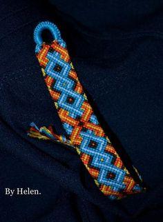 Photo of #59746 by Byhelen - friendship-bracelets.net